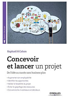 Couverture Concevoir et lancer un projet